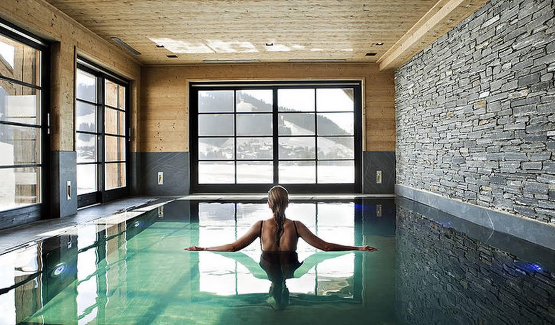 Chalet avec piscine Megeve