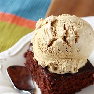 Smoky Vanilla Coffee Ice Cream