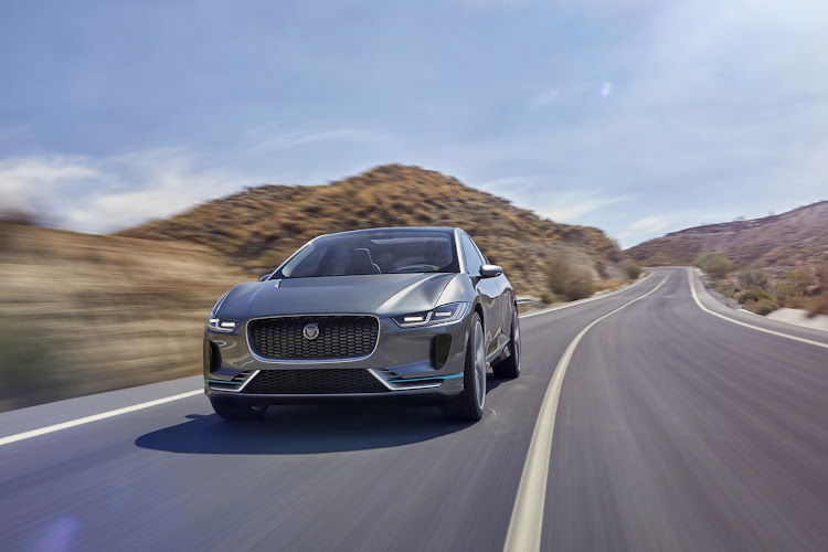 Jaguar's iPace electric SUV was voted the 2019 World Car of the Year.