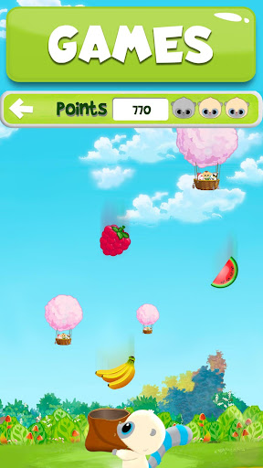 Talking YooHoo - Free Games for Kids - screenshot