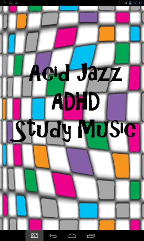 ADHD Study Music Acid Jazz- screenshot