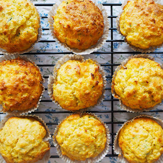 Savoury Muffins Recipe