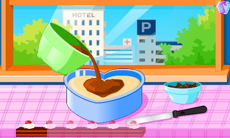 Cooking Ice cream cake mania 2.0.2 screenshot 683151