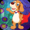 Best Escape Games 100 Superhero Dog Escape Game file APK Free for PC, smart TV Download