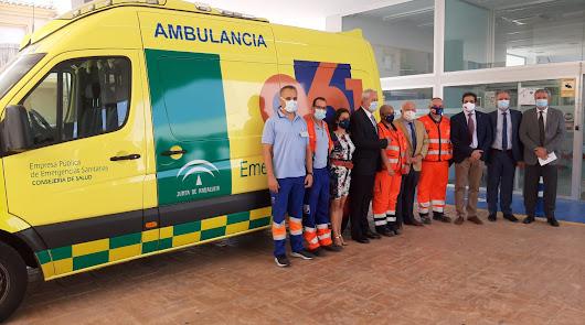 En el 80% de las asistencias del 061 de Vera había riesgo vital para el paciente