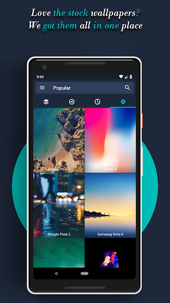 WallP Pro – Stock HD Wallpapers v1.2 [Patched]
