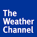 Weather maps & forecast, with The Weather Channel icon
