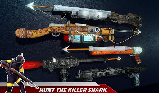 Angry Shark Attack: Deep Sea Shark Hunting Games 1.1 screenshots 13