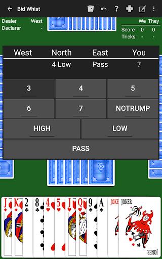 Bid Whist by NeuralPlay 3.01 screenshots 17