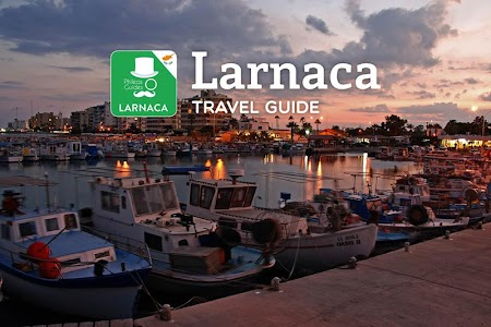 Larnaca Travel Guide, Cyprus screenshot 0