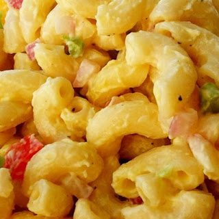 Sweet Macaroni Salad With Fruit Recipes