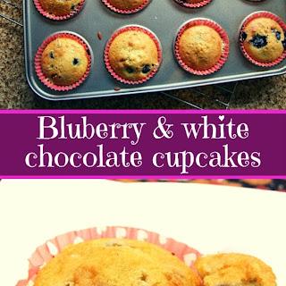 White Chocolate Chip Cupcakes Recipes.