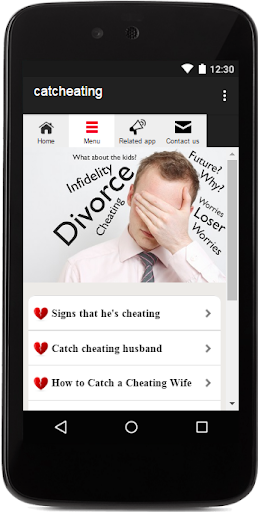 How to catch cheating spouse and Signs of cheating for PC