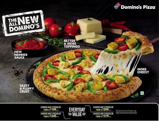 Domino's Pizza menu 5