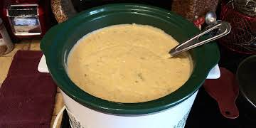 MiMi's Loaded Potato Soup (Crockpot Version)