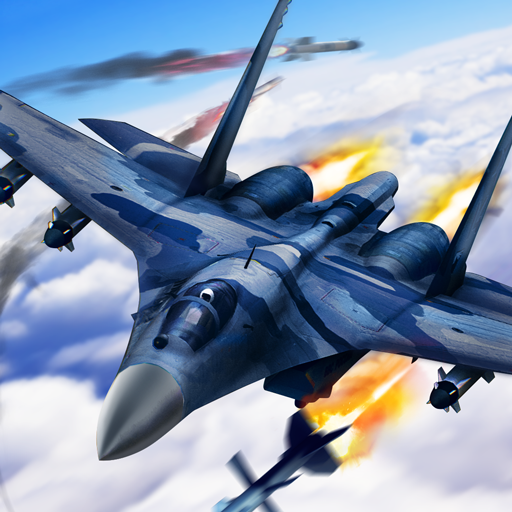 Thunder Air War Sims-Fun FREE Airplane Games
