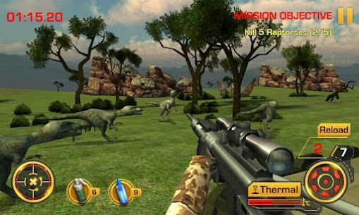 Wild Hunter 3D MOD APK (Unlimited Money) 4