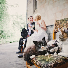 Wedding photographer Inna Pticyna (innaptitsyna). Photo of 22.07.2013