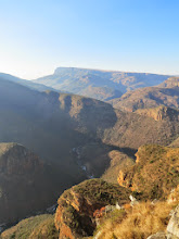 Photo: Bylde Canyon, South Africa