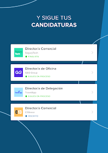 Download InfoJobs - Job Search For PC Windows and Mac apk screenshot 11