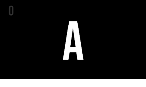 ALPHA – BET : Minimal English Letter Puzzle Game 2