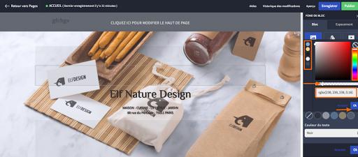 optimiser le design de mon site web