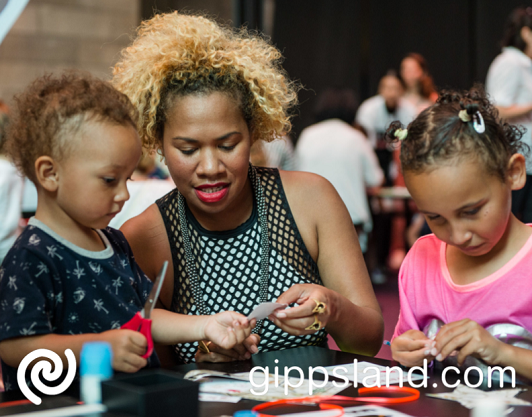 We believe that art can inspire the youngest to the biggest kid, that's why we've created a dedicated immersive art-play space right here at LRG!