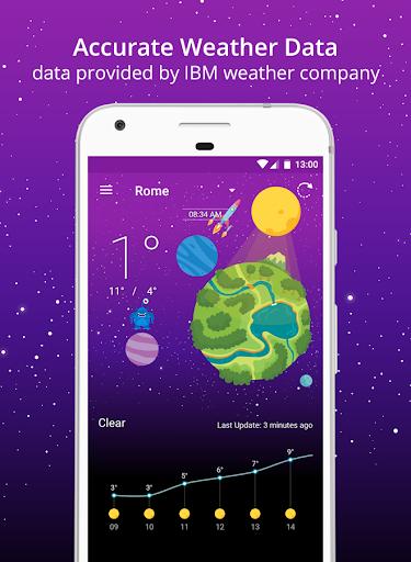 Weather Wiz: Accurate Weather Forecast & Widgets  screenshots 3