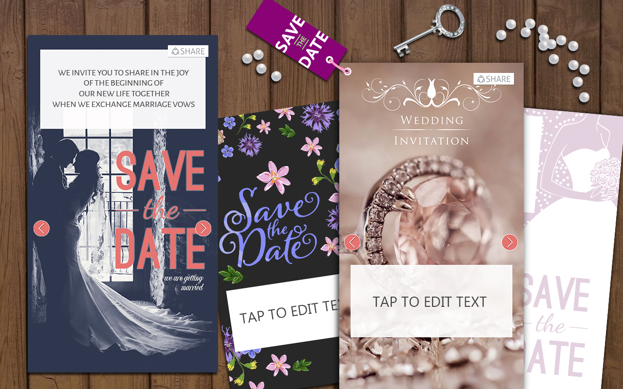 Wedding Invitation Maker - Android Apps on Google Play