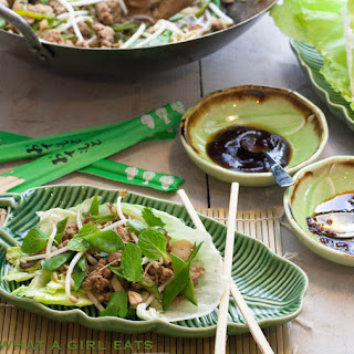 Chinese Lettuce Wraps.