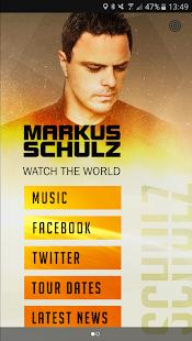 Markus Schulz - náhled