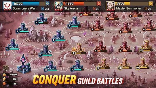 Summoners War Mod Apk (Instant Win/Damage/HP) 14