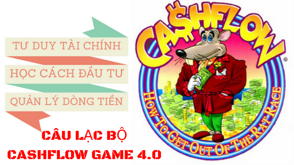 Câu lạc bộ Cashflow Game 4.0