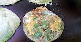 素食香椿抓餅