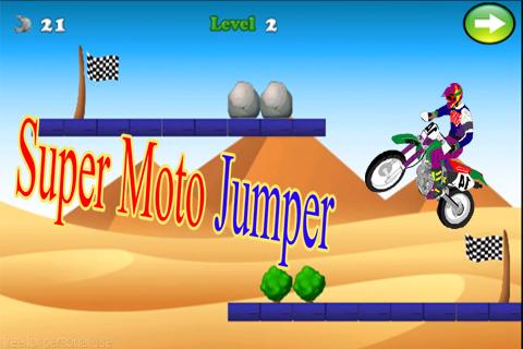 Moto X Jumper