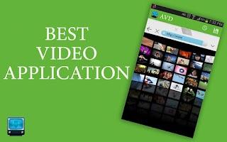Screenshot of AVD Download Video