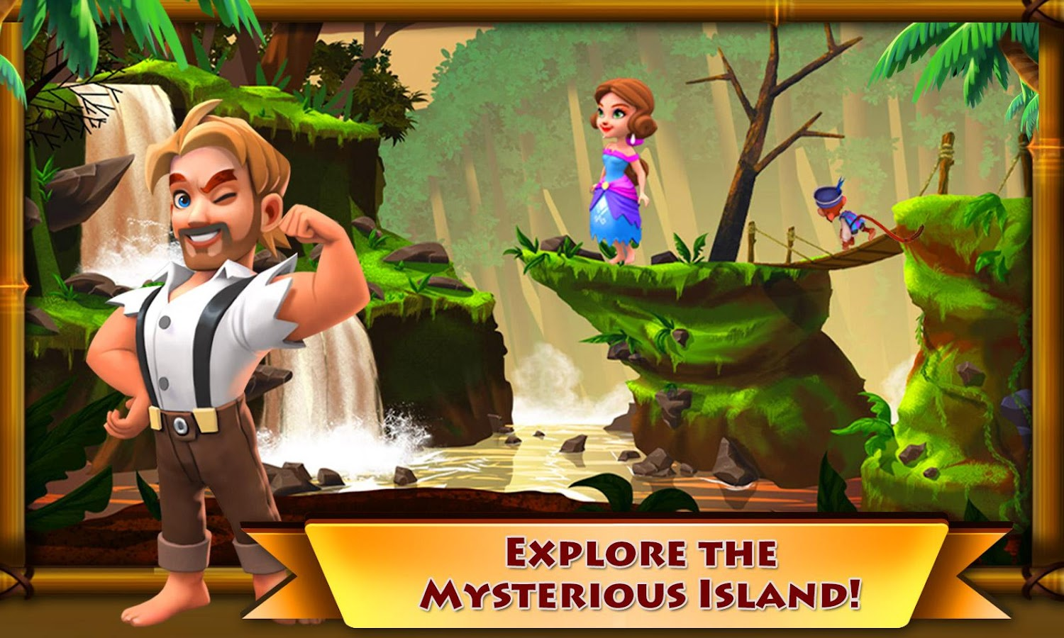Shipwrecked: Castaway Island- screenshot