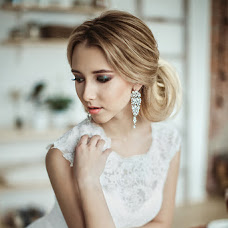 Wedding photographer Nata Smirnova (natasmirnova). Photo of 30.03.2016