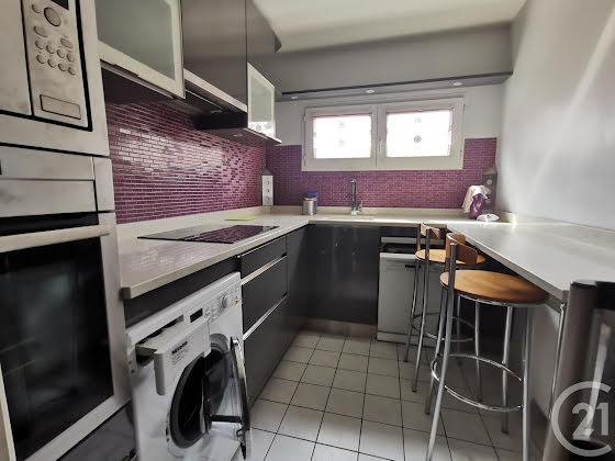 Location appartement meublé 3 pièces 59,46 m2