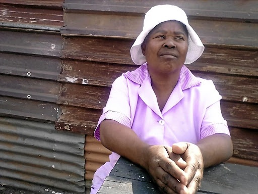 Maria Sithole is the partner of the 70-year-old man who allegedly killed his mentally disabled son in Atteridgeville, Pretoria.