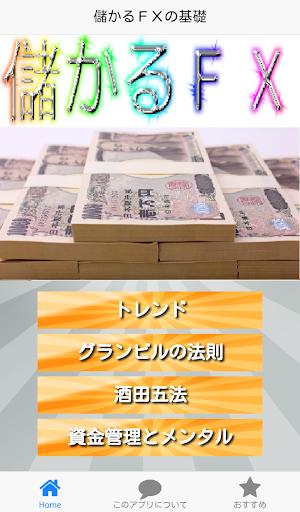 儲かるFX(基礎)メンタル チャート グランビル 酒田五法