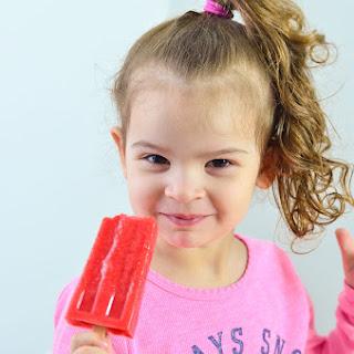 Strawberry Lemonade Ice Pops Recipe
