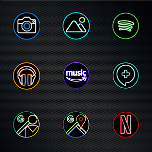 DARK PIXEL – ICON PACK v7.5 [Patched] 7