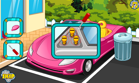 Convertible car wash 1.0.3 screenshot 2061544