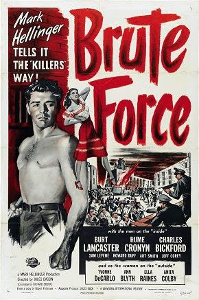 Resenha #36 - Brutalidade (Brute Force, 1947)