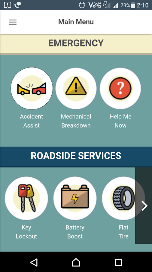 RoadTrust- screenshot