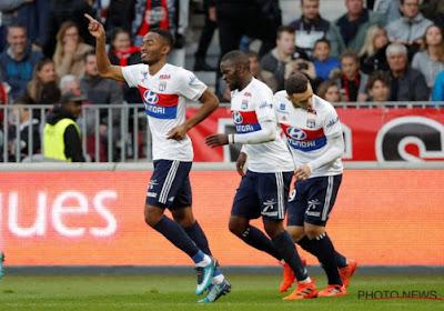 Lyon haalt met zware cijfers uit bij Nice