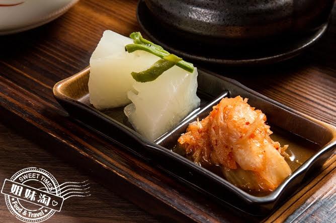 墨吉日本料理商業午餐雞腿