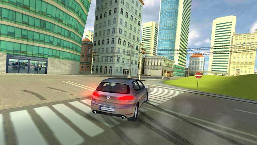 Code Triche Golf Drift Simulator APK MOD screenshots 3