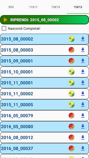 Cruciverba in Italiano gratis 3.7.6 screenshots 3